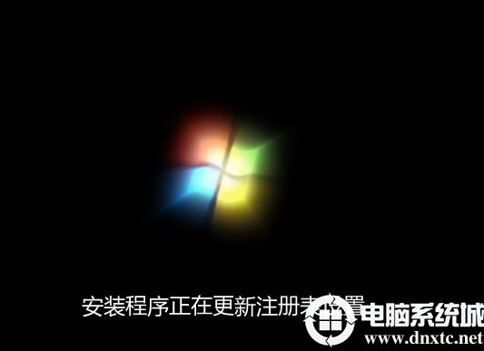 uefi安装win7卡在正在启动windows界面